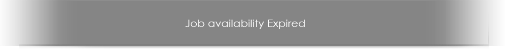 Job availability expired
